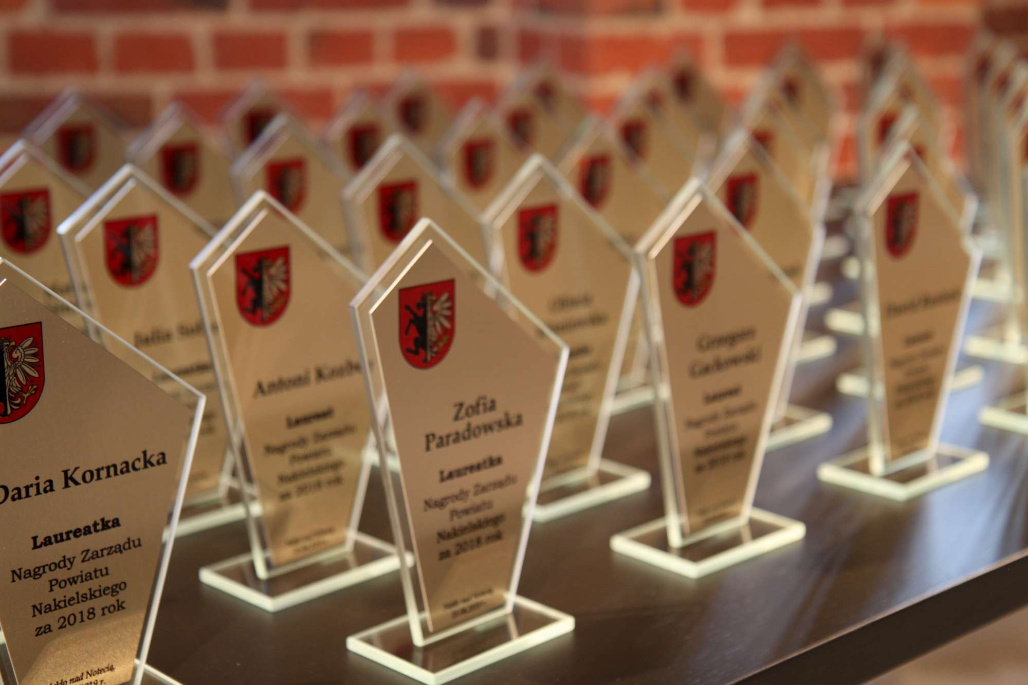 Nagrody Zarządu Powiatu Nakielskiego 2019