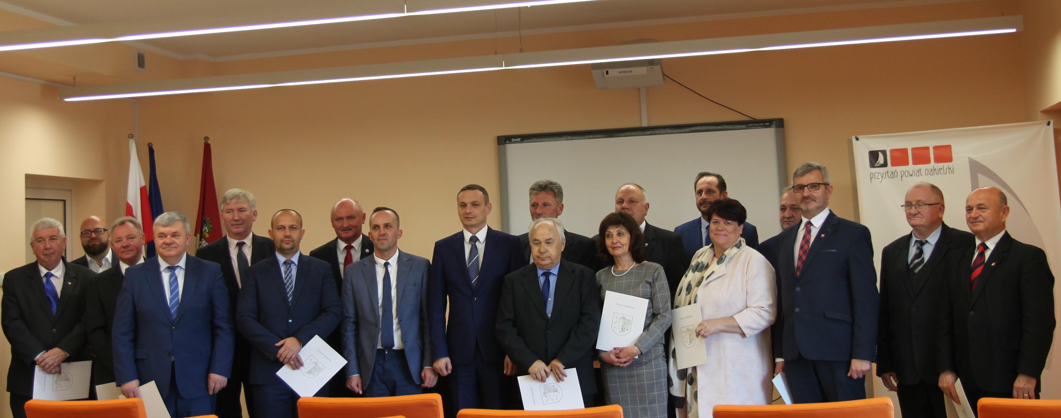 Rada Powiatu Nakielskiego (2018 - 2023)