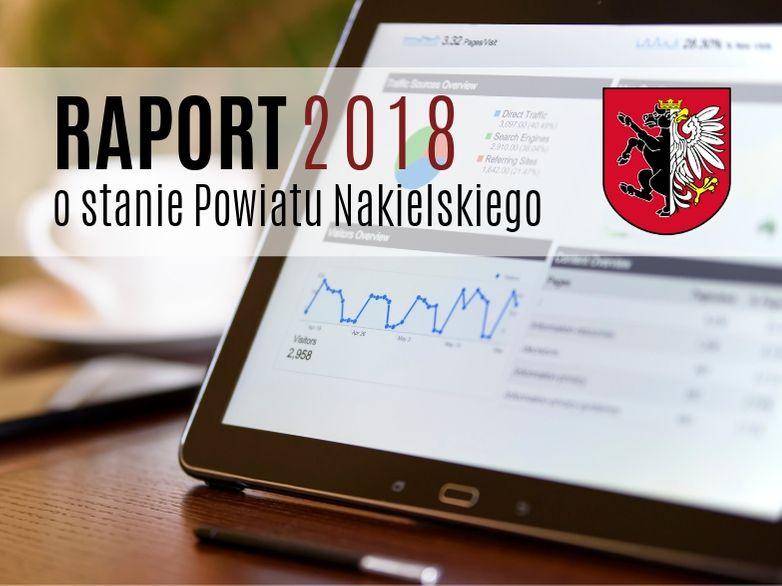 Raport o stanie powiatu nakielskiego za rok 2018