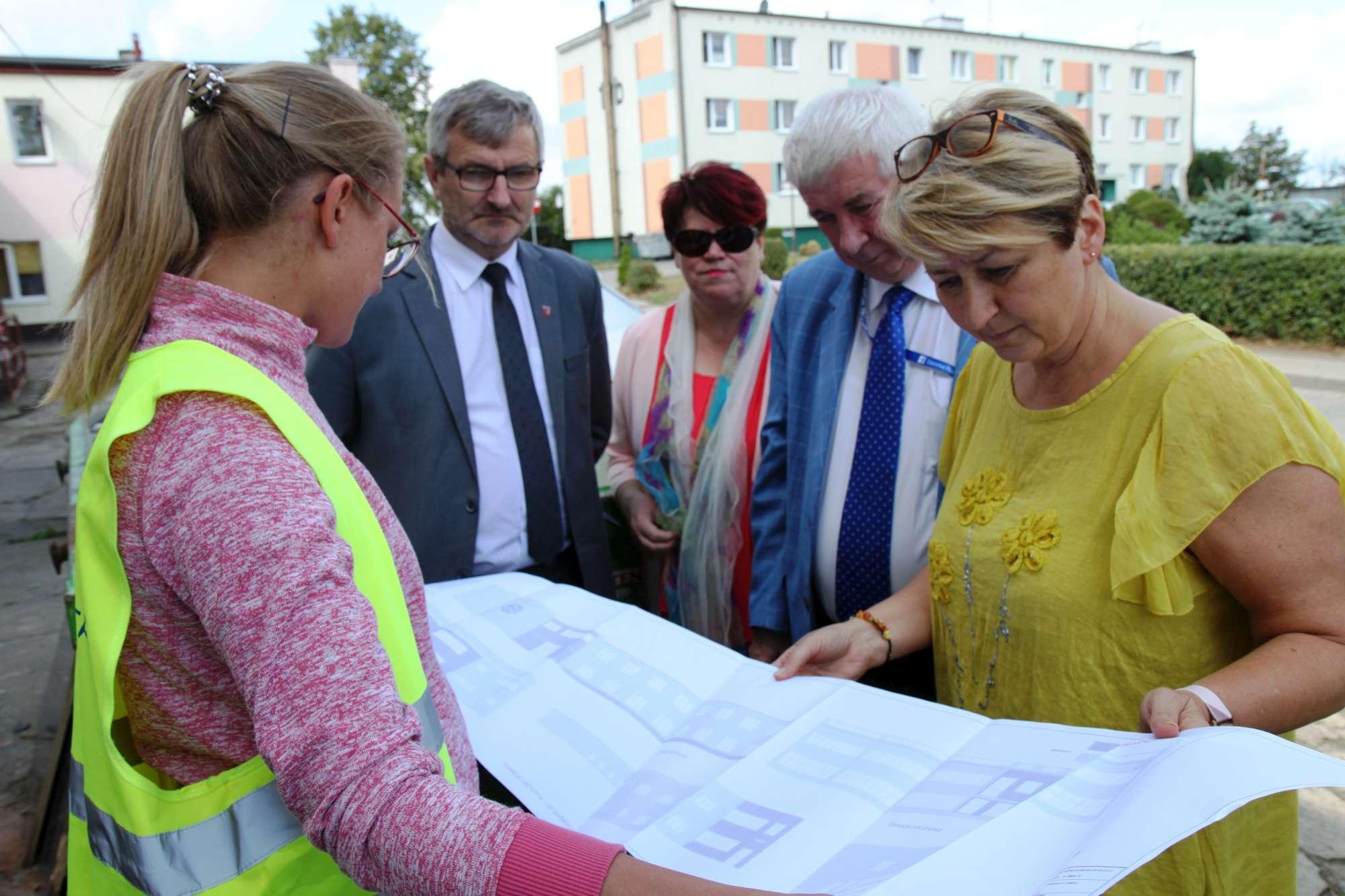 Termomodernizacja budynku Zespołu Szkół Ponadgimnazjalnych w Lubaszczu wraz z budową kotłowni