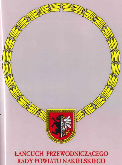 Łańcuch Przewodniczącego Rady Powiatu