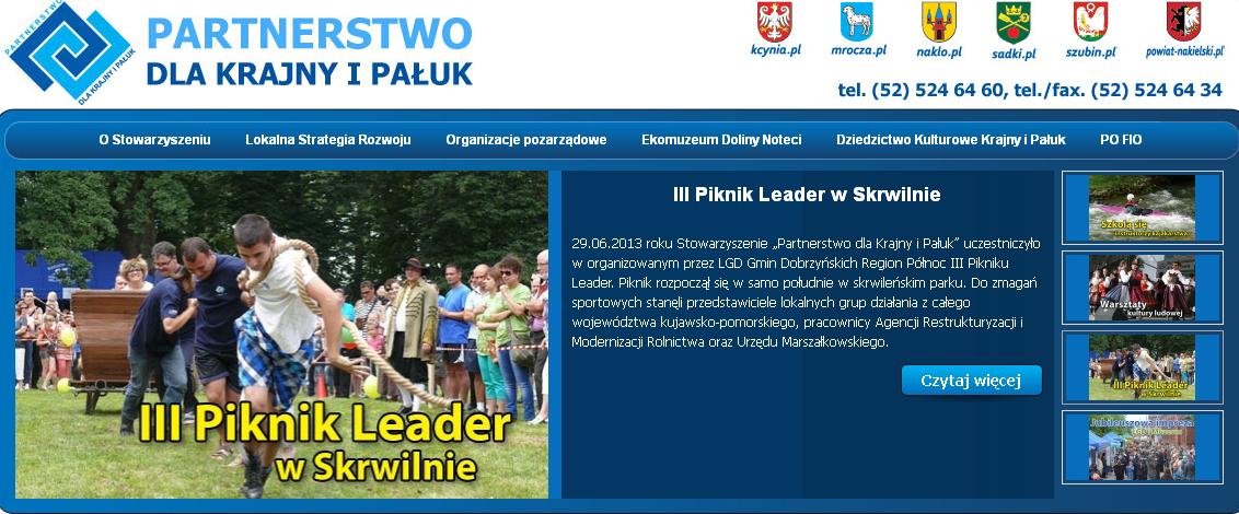 Partnerstwo dla Krajny i Pałuk