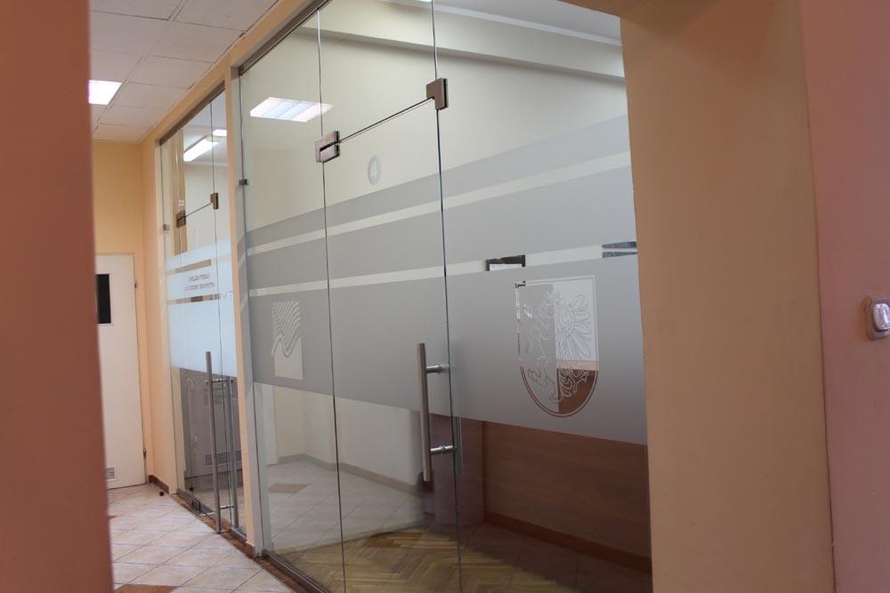 wejście do biura obsługi klienta